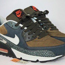 NIKE - Air Max 90 - Safari