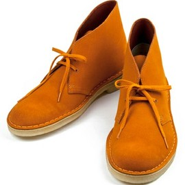 "Clarks - Clarks×BEAMS / 35th別注 ""DESERT BOOT"""