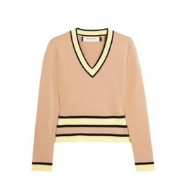 MARNI - Knitted cotton sweater