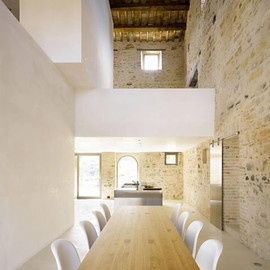 wespi de meuron - house renovation treia