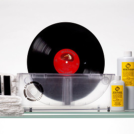 Spin-Clean® - Record Washer MKII Package (LIMITED EDITION) - Clear Unit