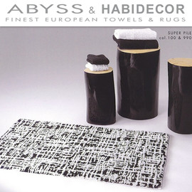 ABYSS&HABIDECOR - CHICAGO50×80cm
