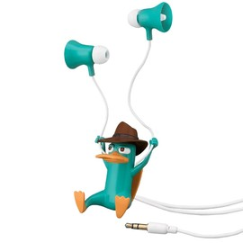 Phineas And Ferb  - Phineas And Ferb Agent-P Earbuds