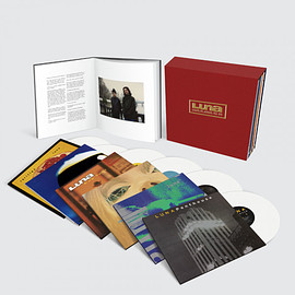 Luna - Long Players (92-99) 6xLP Box Set