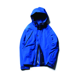 SOPHNET. - MOUNTAIN PARKA BLUE