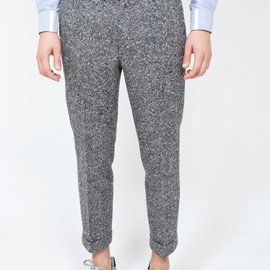 JUNYA WATANABE COMME des GARCONS MAN - Homespun Wool Pants