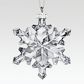 Swarovski - 2012 Annual Edition Snowflake Crystal Ornament