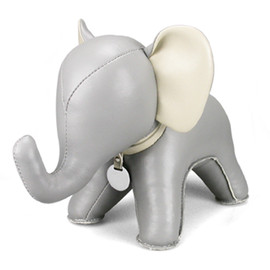 Zuny - Bookend elephant