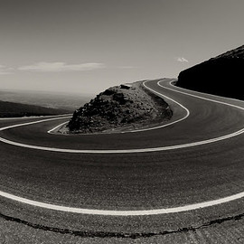 The Road to Pikes Peak
