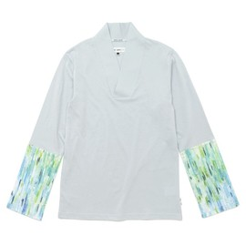 "SOU・SOU - ""V-Neck Cotton Slv Shirt"" (Spring)"