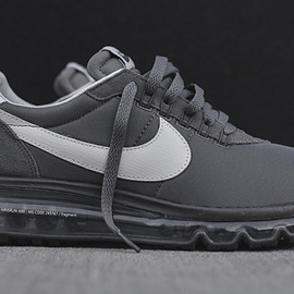 NIKE, fragment design - FRAGMENT × NIKE AIR MAX LD-ZERO COOL GREY/WHITE-LIGHT GRAPHITE