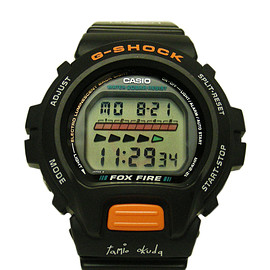 CASIO - G-SHOCK DW-6600B-1 奥田民生 First Model