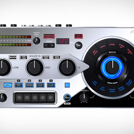 Pioneer - Pioneer RMX-1000 Remix Station Platinum Edition