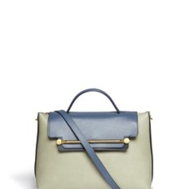 Chloe - CHLOÉ 'Clare' large leather shoulder bag