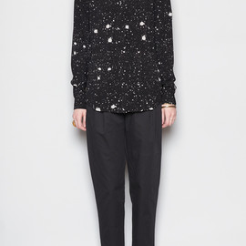 Something Else - Galaxy Shirt - Black