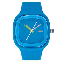 ALESSI - Kaj Watch (Blue) by Karim Rashid