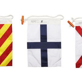 Best Made Company - Nautical Flags (full set)