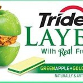 Trident - Layers Gum Apple & Pineapple