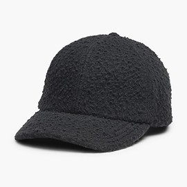 LAROSE PARIS - Casentino Baseball Hat -charcoal-
