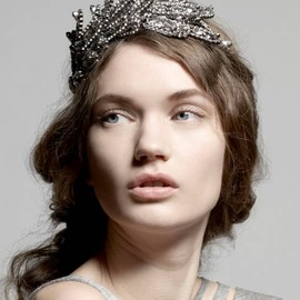 Jennifer Behr - 2010 bridal headpieces