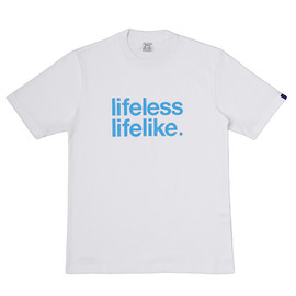 LOOPWHEELER - LW Tee lifeless lifelike Tee