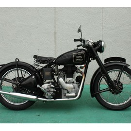 Royal Enfield - model G