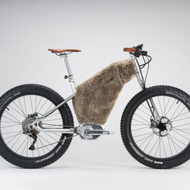 M.A.S.S. electric bikes by philippe starck + moustache bikes - SNOW