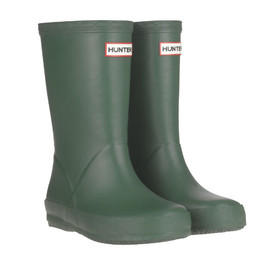 HUNTER - Hunter Kids First Wellies Green