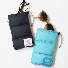 City to Summit, PAPERSKY - 寝袋サングラスケース  Sunglasses Bag