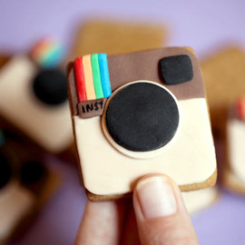 Instagrahams  -Camera Crackers-