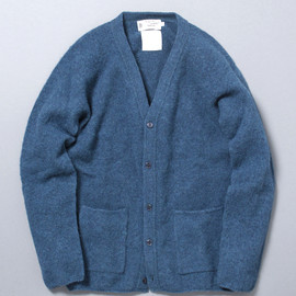 nor'easterly for vendor - BUTTON UP KNIT CARDIGAN