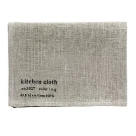 fog linen work - Linen Kitchen Cloth
