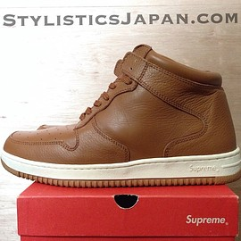 Supreme - sneaker midtown brown