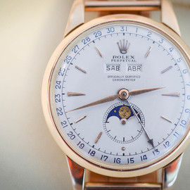 ROLEX - 8171 Triple Date Moonphase
