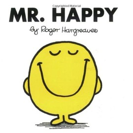 Roger Hargreaves - Mr. Happy (Mr. Men and Little Miss)