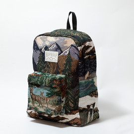 ripndip wilderness backpack - RIPNDIP