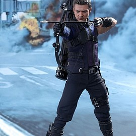Hot Toys - Captain America: Civil War - Hawkeye 1/6th scale Collectible Figure