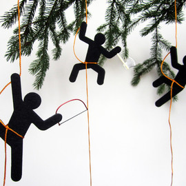 Sebastian Reymers - Christmas Ornaments HOrrible HOliday