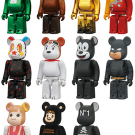 MEDICOM TOY - WELCOME TO THE BE@RBRICK SERIES 24