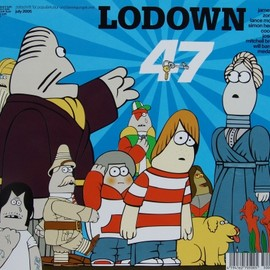 LODOWN MAGAZINE - Issue #47