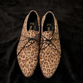 mother - leopard SHOES