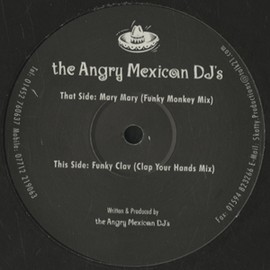 Angry Mexican DJsANGRY-MEXICAN-DJS - Mary Mary / Skatty Productions