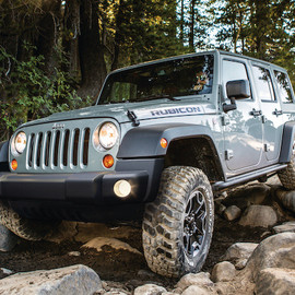 Jeep - Jeep Wrangler Unlimited Rubicon 10th Anniversary Edition