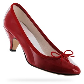 Repetto - Ballerina Gisèle Flammy red Patent leather
