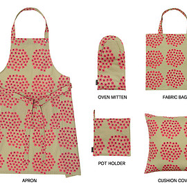 marimekko - 【Special items for ISETAN】PUKETTI(伊勢丹限定パターン)シリーズ