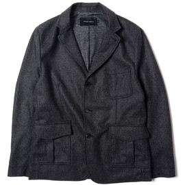 wings + horns - Military Service Jacket