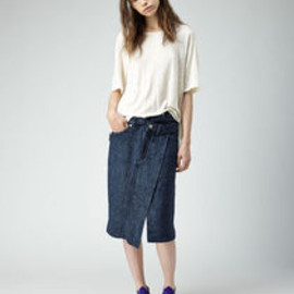 Acne Studios - Ophelia Denim Skirt