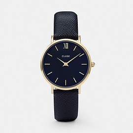 CLUSE - Minuit Gold/Midnight Blue