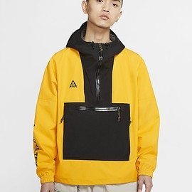 NIKE, Nike ACG - ACG Gore-Tex Paclite Jacket - University Gold/Black