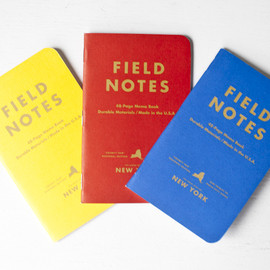 FIELD NOTES (フィールドノート) The National Crop Edition ノート 地図 ワッペン